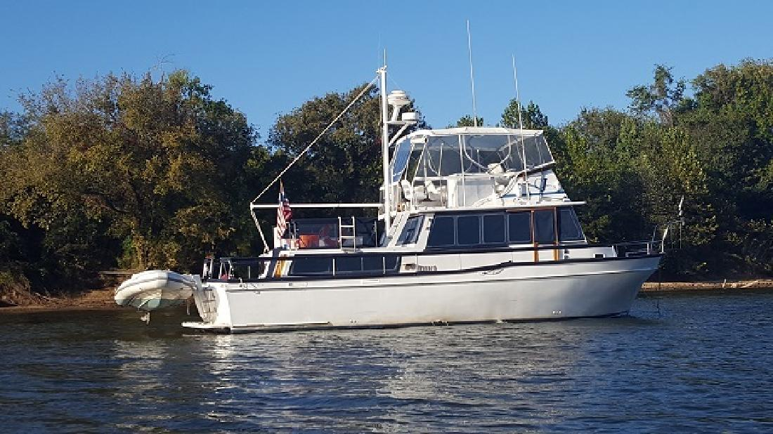 42- Californian 42 LRC in Stuart, FL
