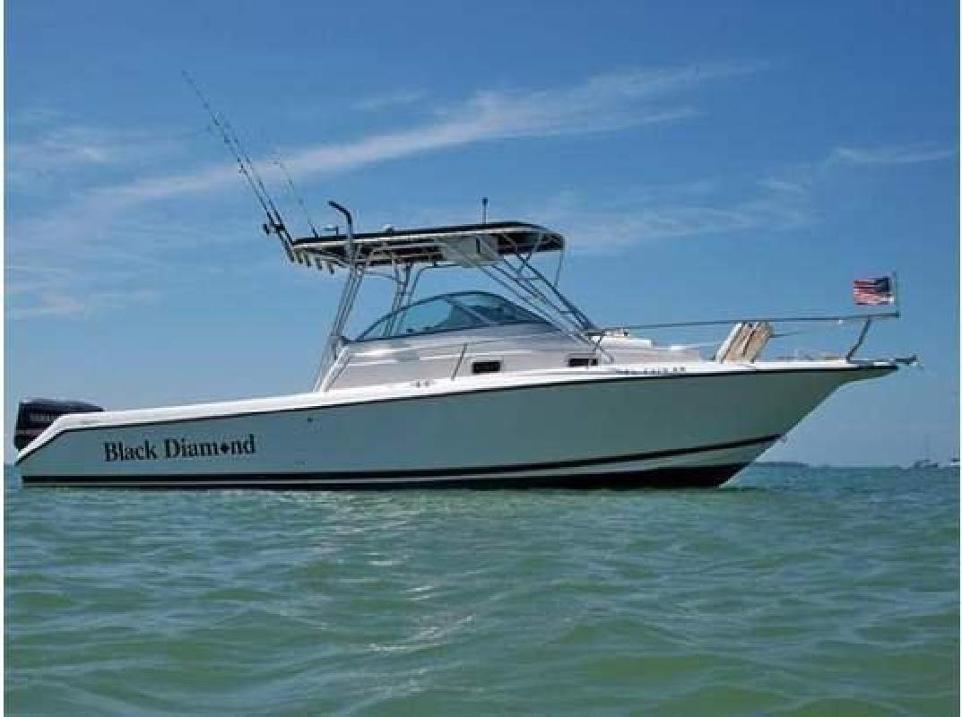 Century new and used boats for sale for Tarpon springs fishing