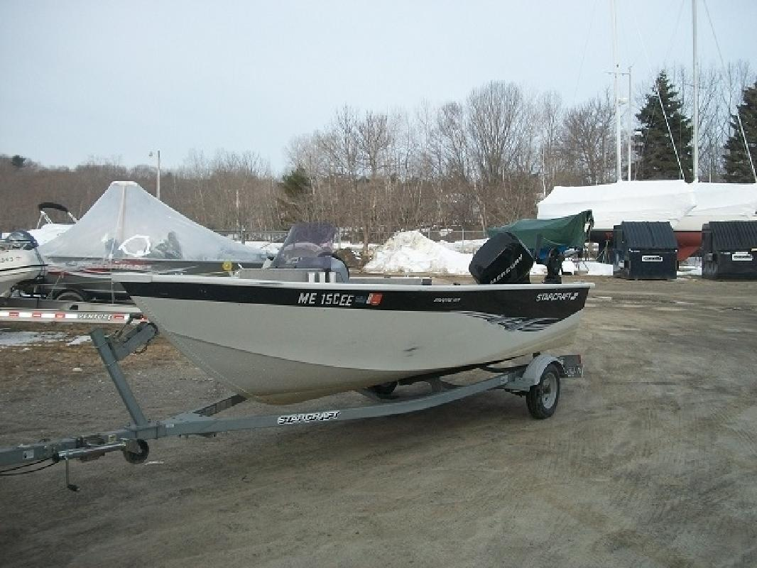 2007 Starcraft Starfire 1600 in Waterville, ME