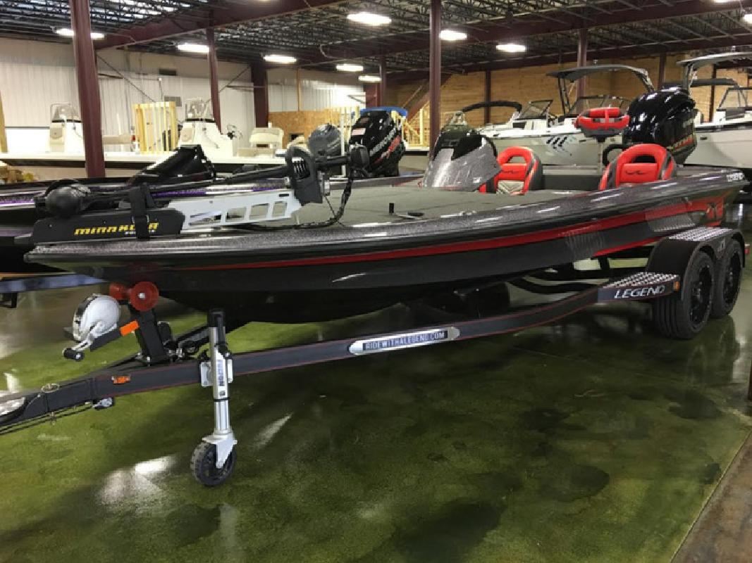 2016 Legend Boats LV20 in Wedowee, AL