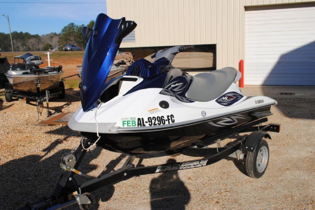 2011 Yamaha VX DELUXE in Wedowee, AL