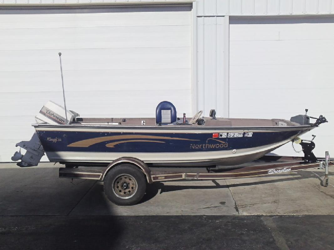 Northwoods new and used boats for sale for Used fishing boats for sale in wisconsin