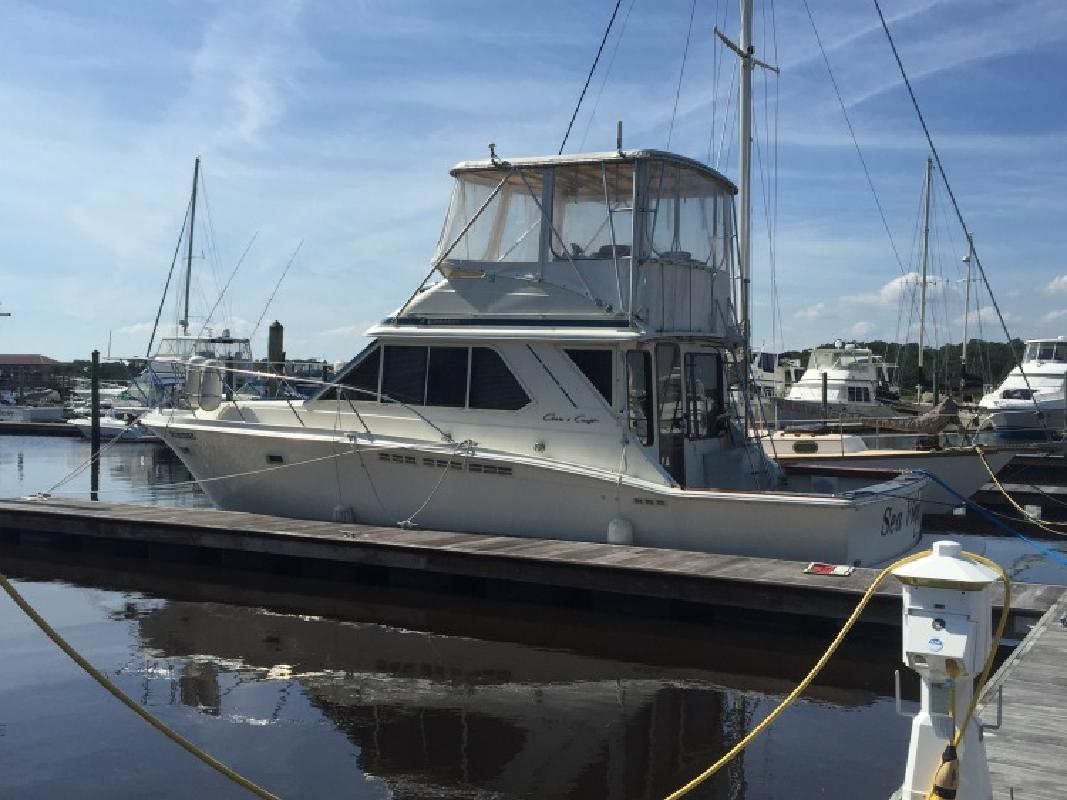 38- Chris-Craft Commander in Wilmington, NC
