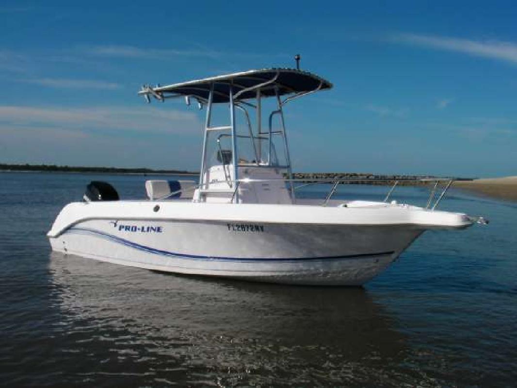 Pro Line Boats