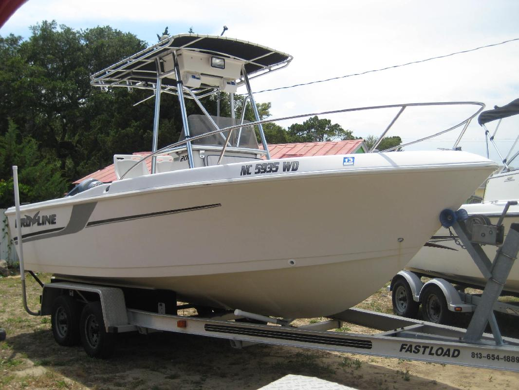 1998 20' Pro-Line Boats, Inc. 20 CENTER CONSOLE in Morehead City, ...