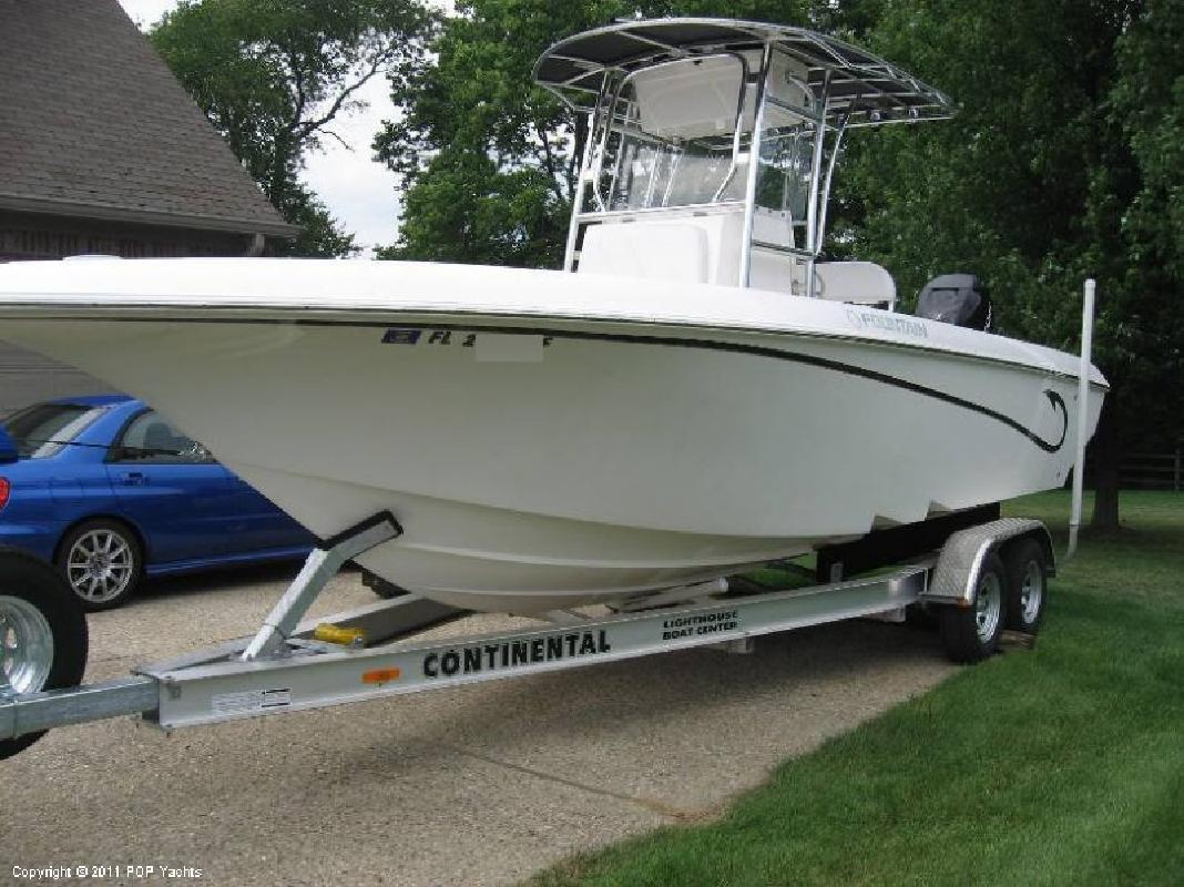 2007 23' Fountain Powerboats Inc. 23 Center Console