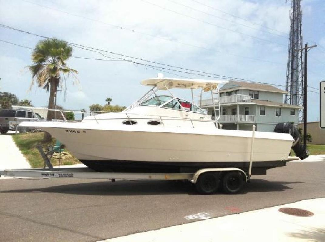 1997 25' Pro-Line Boats, Inc. 251 WA in Port Aransas, Texas