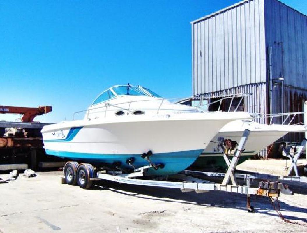 1995 25' Pro-Line Boats, Inc. 251 WA