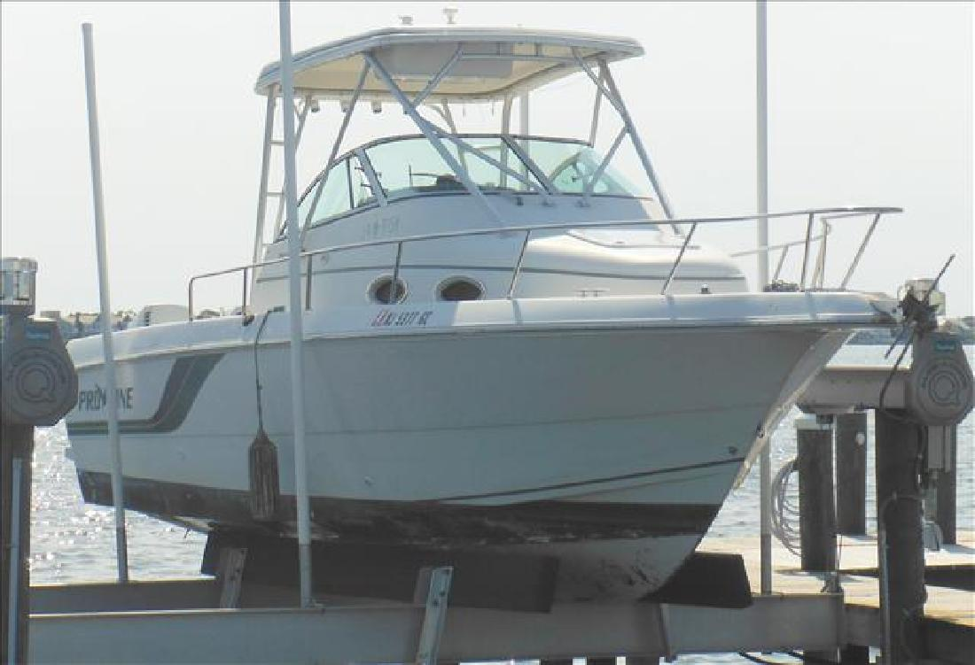 Proline Boats For Sale >> 1996 25' Pro-Line Boats, Inc. 251 Walkaround for sale in ...