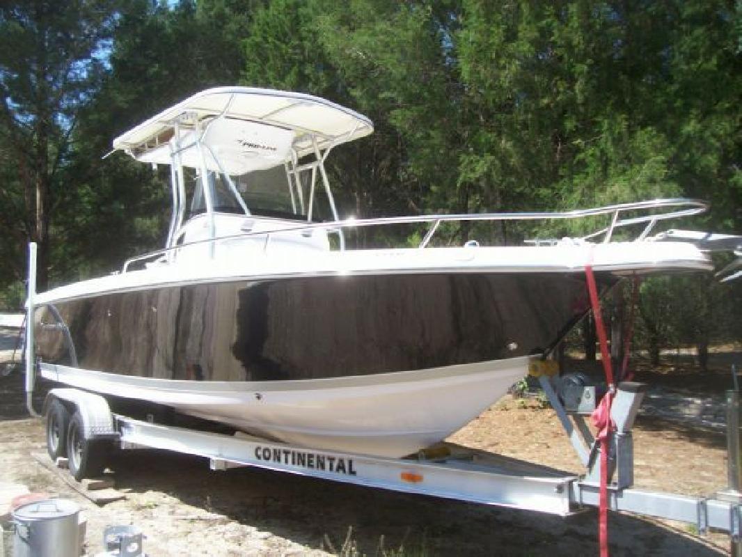 2007 25' Pro-Line Boats, Inc. 25 Sport CC