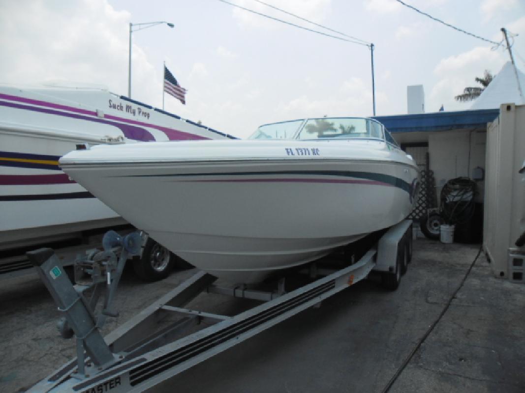 2006 25' PowerQuest Boats Inc 260 Legend SX