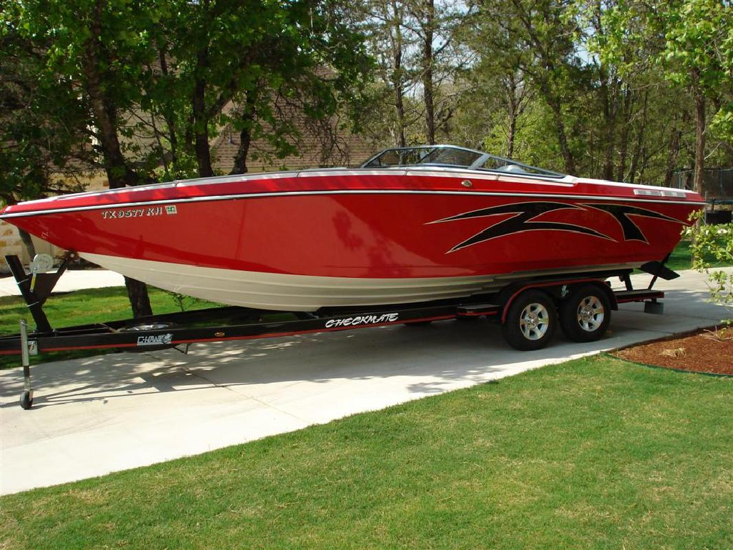 2005 26' CHECKMATE BOATS INC 260 ZT