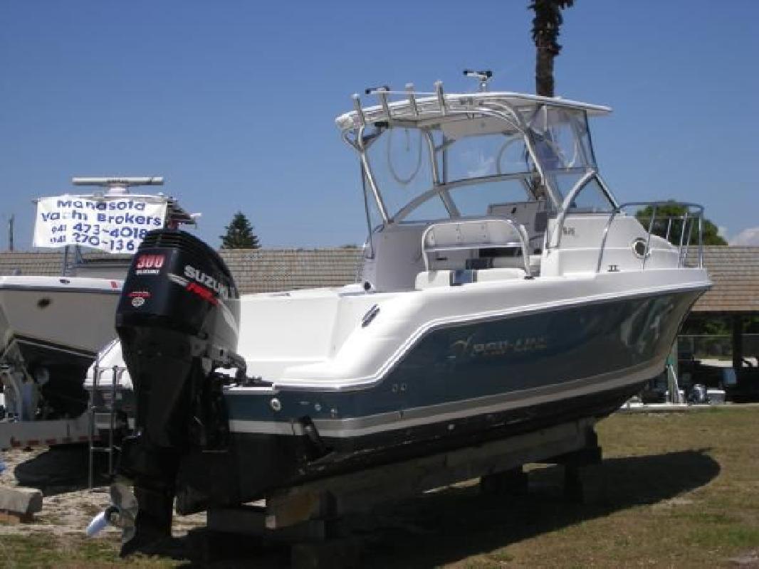 2008 26' Pro-Line Boats, Inc. 26 Express