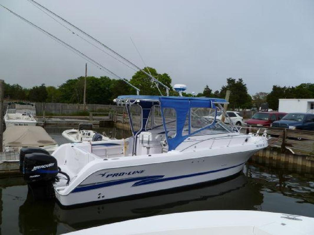 2001 30' Pro-Line Boats, Inc. 30 Express WA