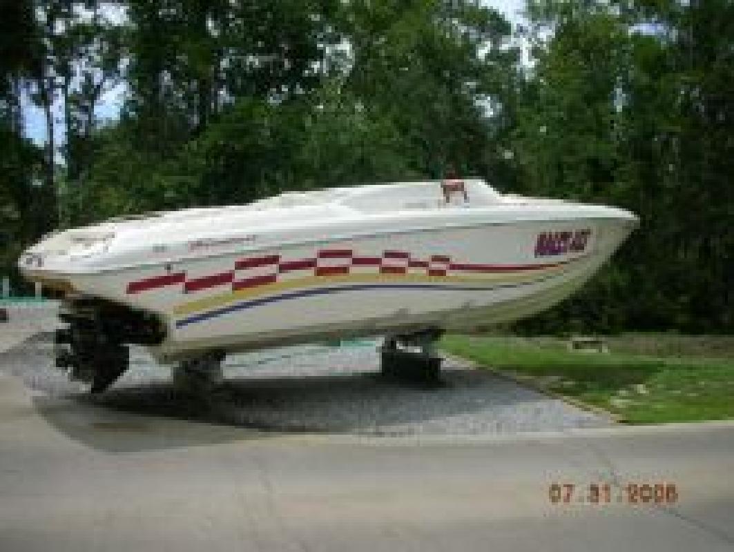 1999 34' PowerQuest Boats Inc 340 Vyper