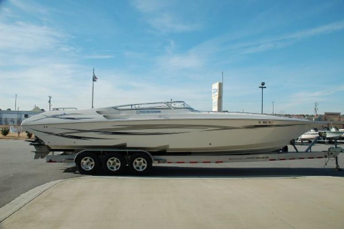 2007 38' Fountain Powerboats Inc. 38 Lightning in Hampstead, North Carolina