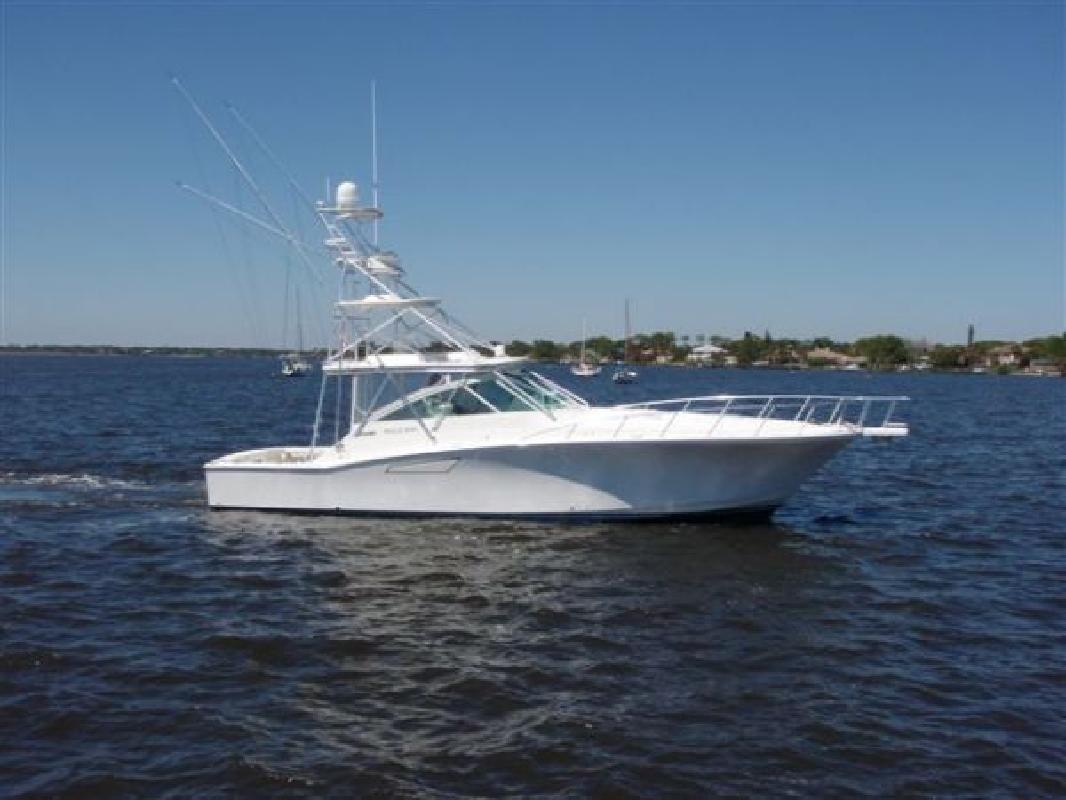 2001 45' Cabo Yachts, Inc. 45 Sport Fish