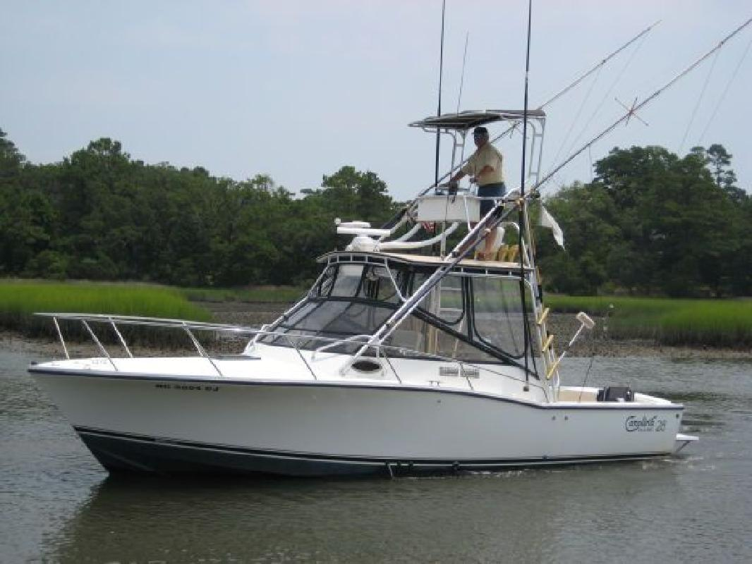 28 Foot Boats For Sale In Nc Boat Listings