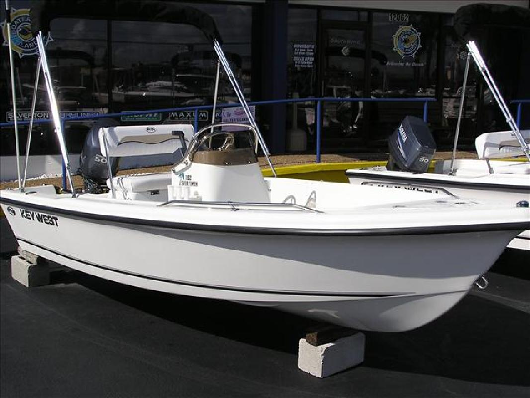 2011 15 Key West Boats Inc Center Console 152cc For Sale