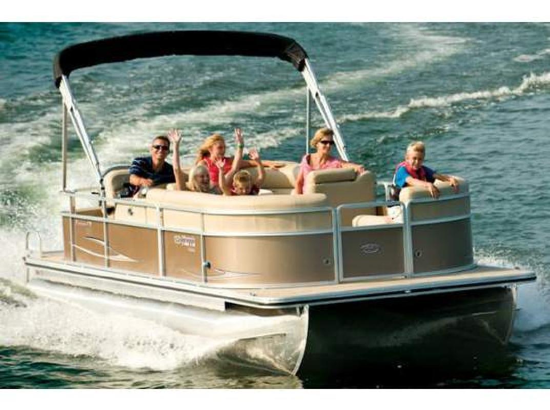 2012 23' Harris - Kayot Inc Cruiser 220 CX