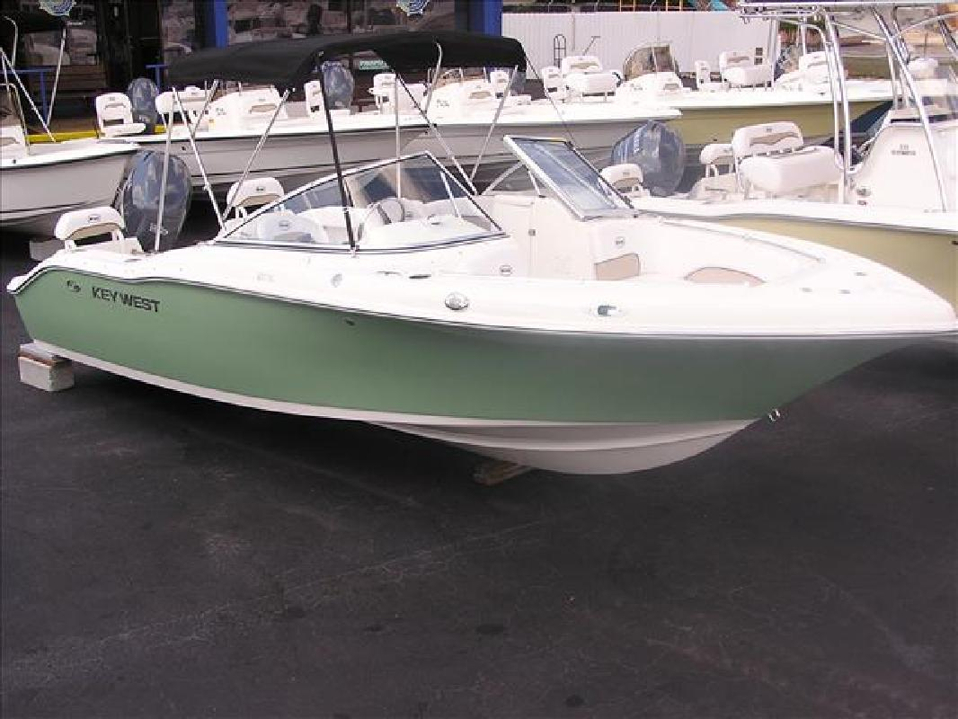 2011 21 Key West Boats Inc Dual Console 211dc For Sale In