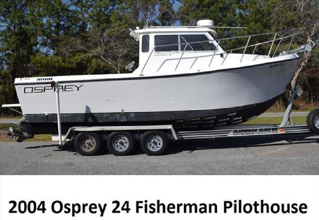 2004 Osprey Boats Inc Hampstead NC