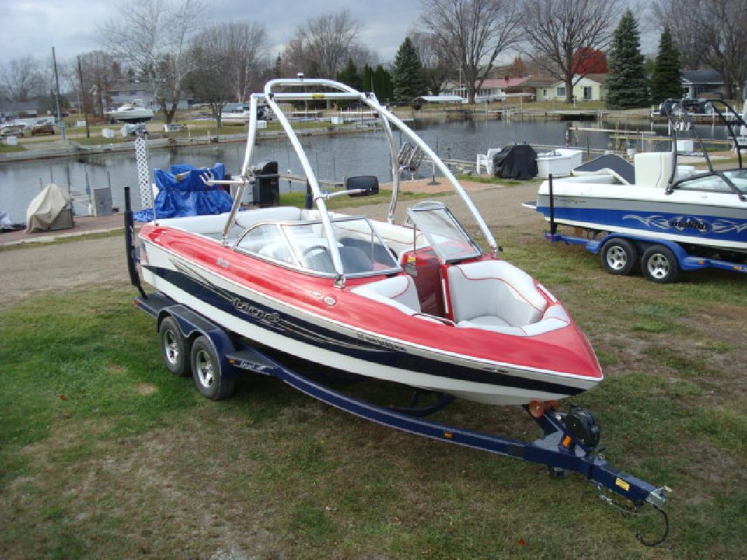 2008 20' Tige Boats Inc I Series 20i