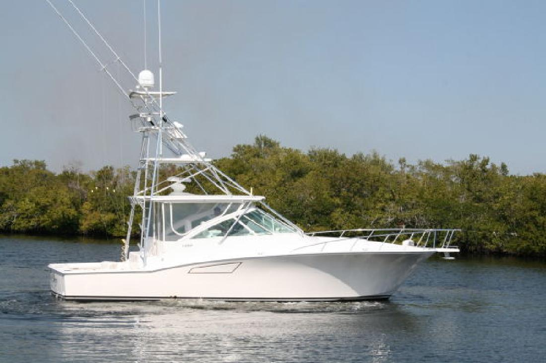 2005 40' Cabo Yachts, Inc. Open Fisherman in Homestead, Florida