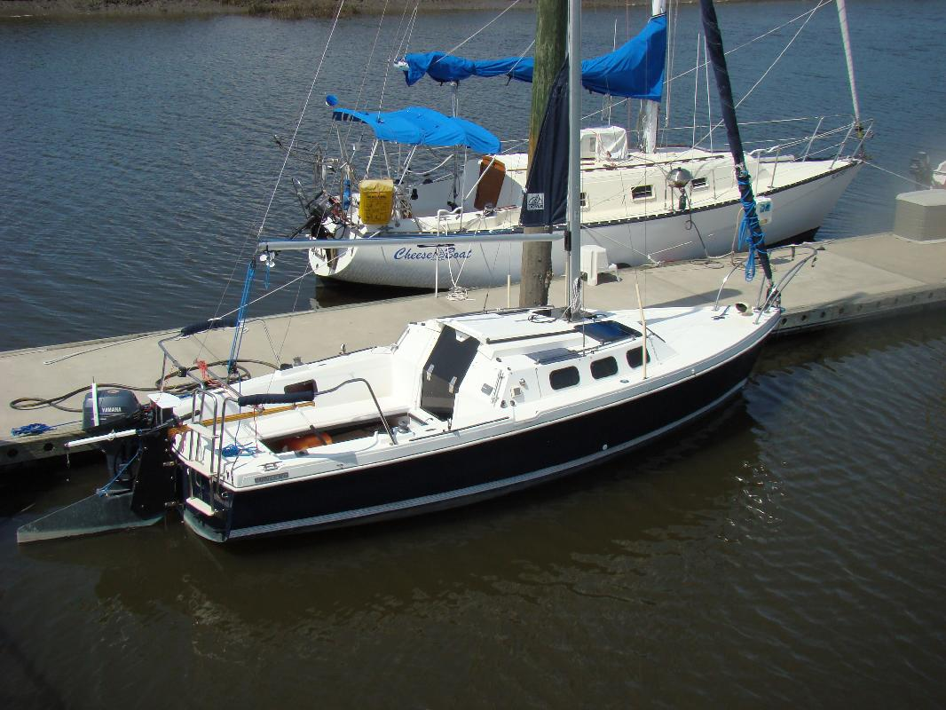 New Sailor - Thoughts on a Pocket Cruiser? - Cruisers & Sailing Forums