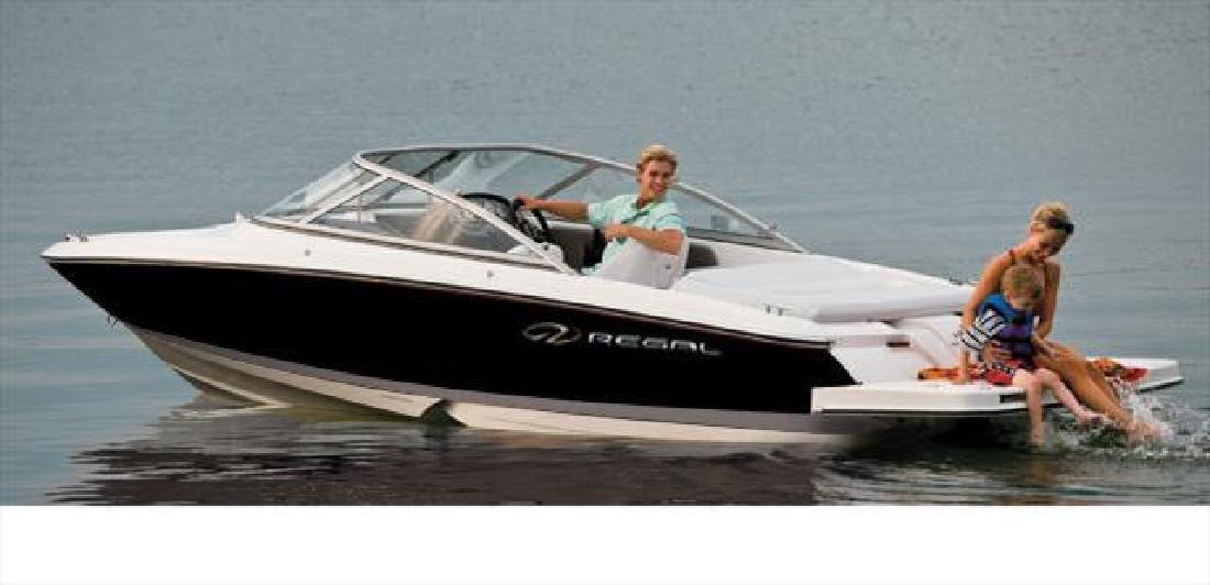 2011 19' Regal Marine Industries Inc Sport Boats 1900