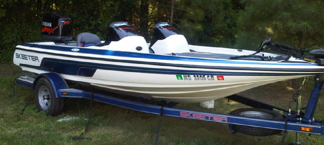 2007 19' Skeeter Products Inc Sx 190 for sale in ...