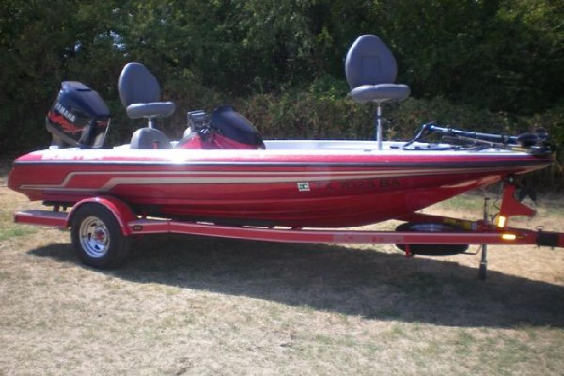 2008 17' Skeeter Products Inc Zx 180