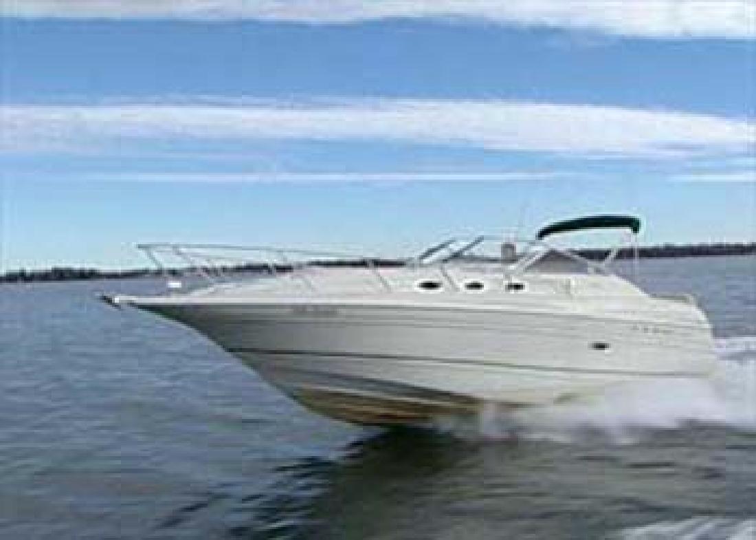 2001 26' Regal Marine Industries Inc 2660 Commodore