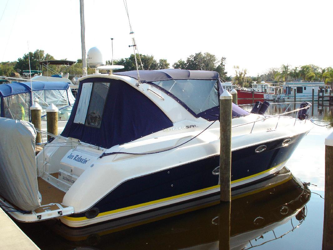 2003 34' Regal Marine Industries Inc 3260