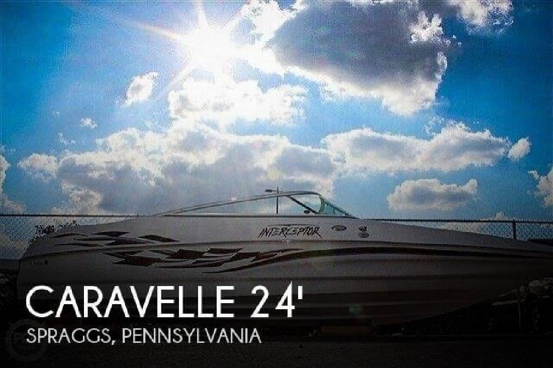 2013 Caravelle Boats 24 Interceptor PBI Spraggs PA