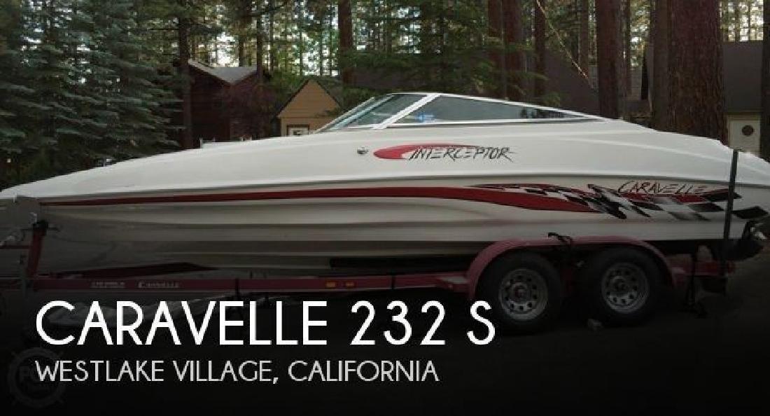 2001 Caravelle Boats 232 Interceptor Westlake Village CA