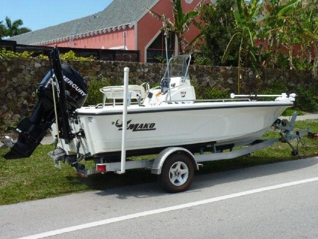 2008 19' Mako Marine International 191 Inshore in Naples, Florida