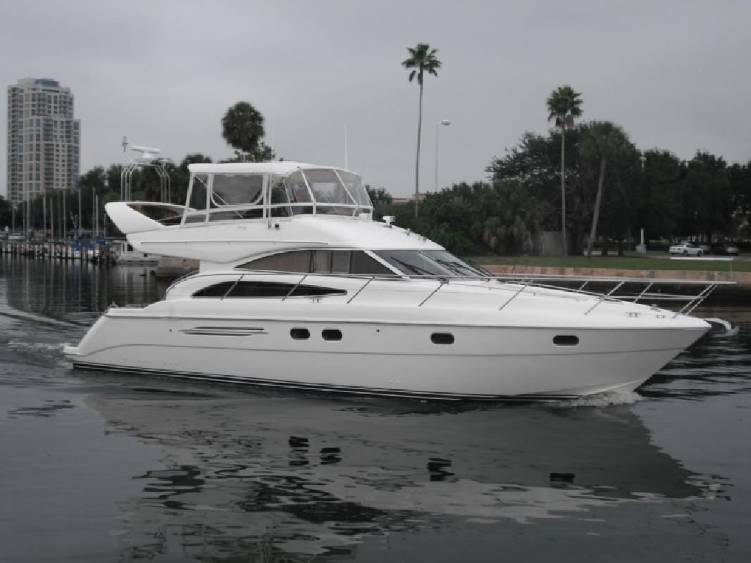 2004 50' PRINCESS YACHTS INTERNATIONAL 50 Flybridge