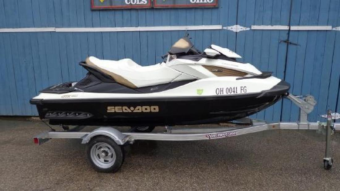 2012 Sea Doo GTX Limited iS 260 Columbus OH