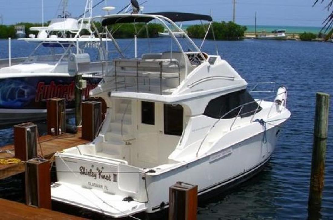 2007 Silverton 33 Convertible Islamorada Florida Keys FL