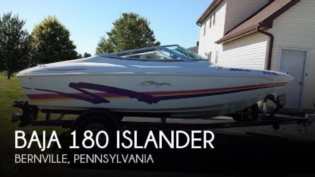 1997 Baia 180 islander Bernville PA