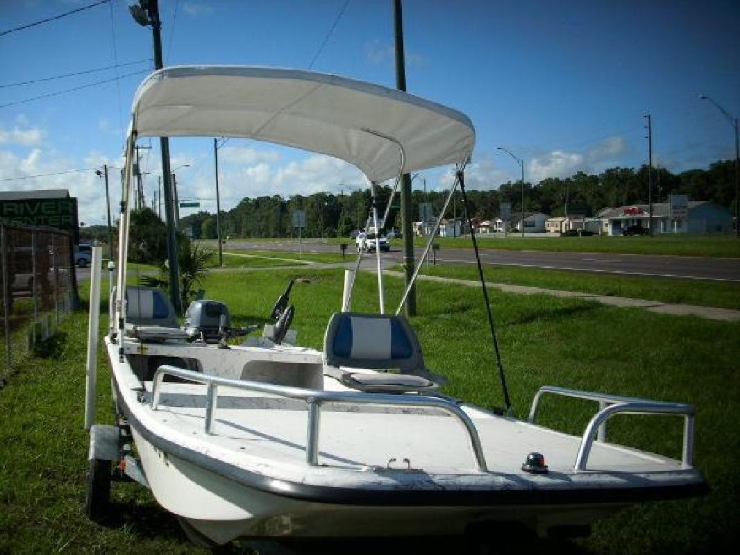2004 Carolina Skiff J16 Leesburg FL