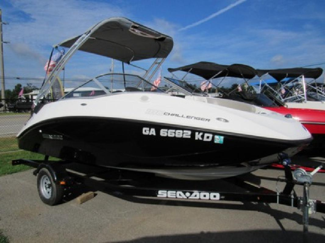 $22,995 Like new 2012 Seadoo Challenger 180 Jet Boat with Wakeboard Tower