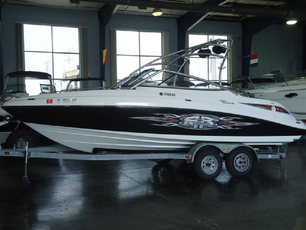 2008 23 Yamaha Sport Boats Jet Boat 230AR