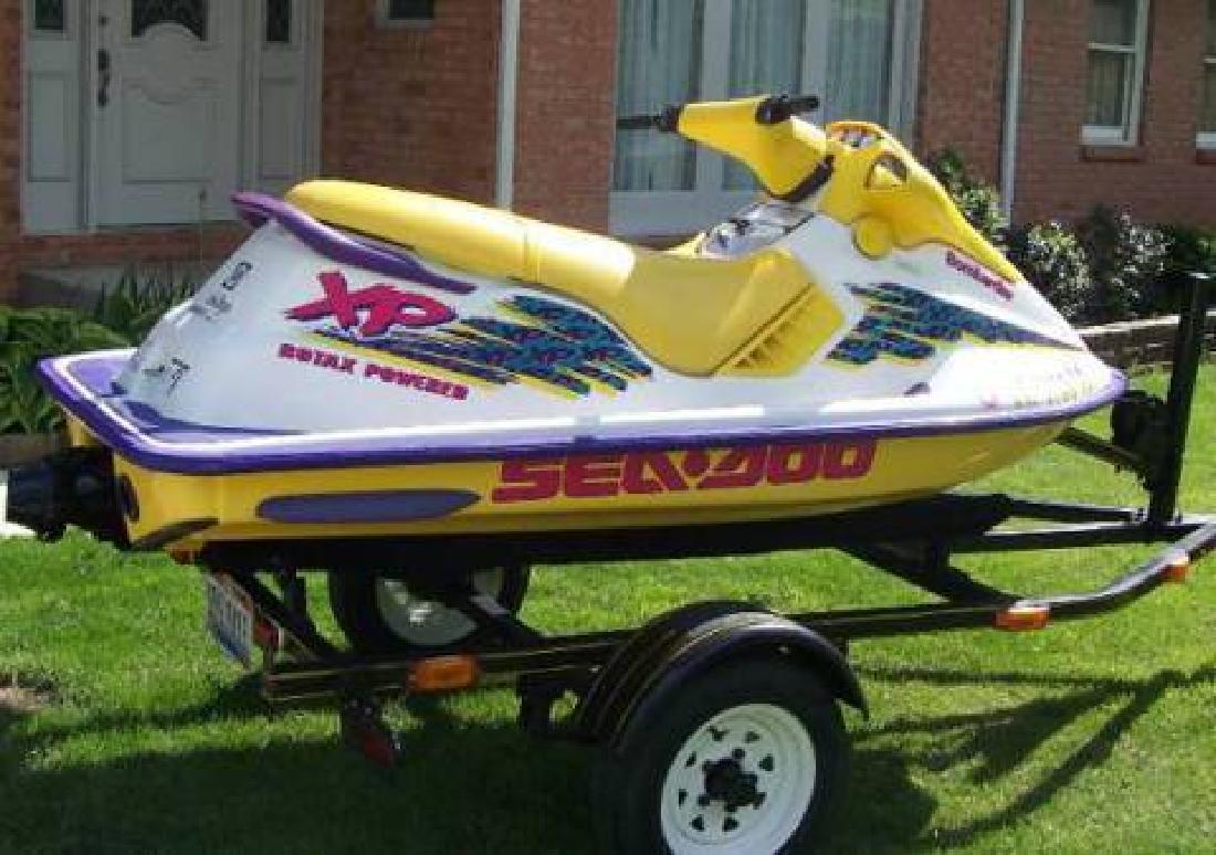 1995 Seadoo xp jet ski