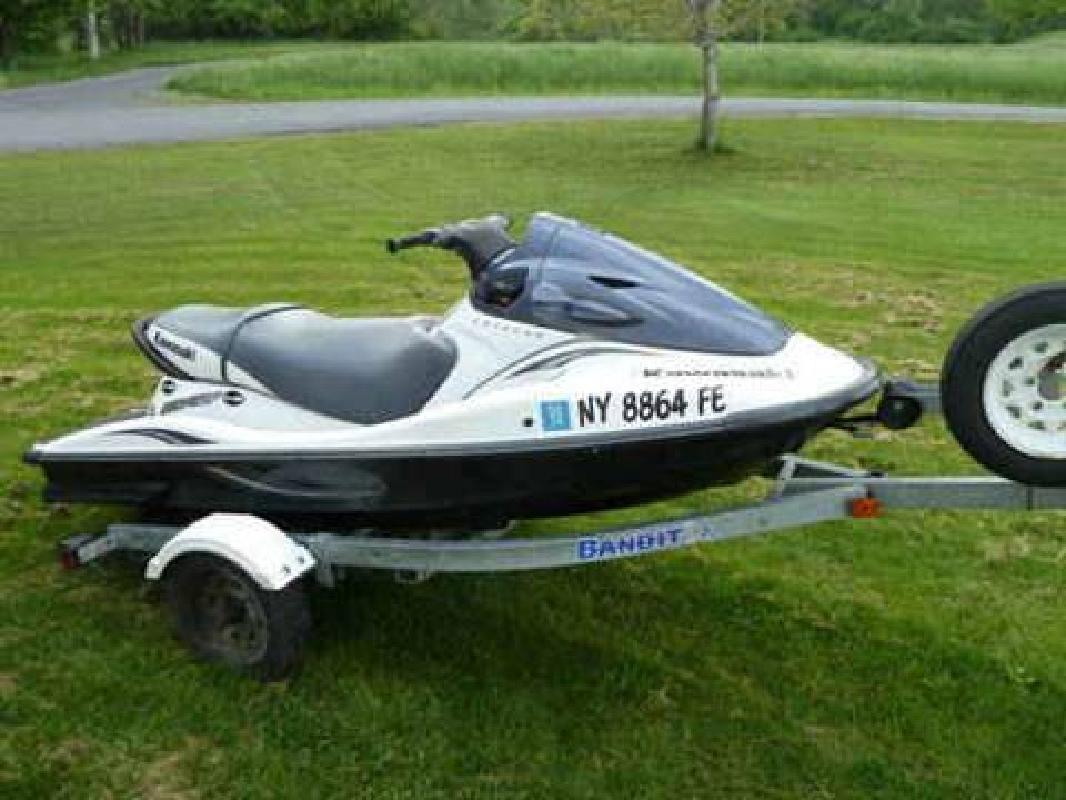 Kawasaki Jet Ski Stx For Sale