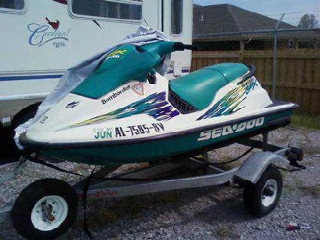 1996 Seadoo Jet Ski
