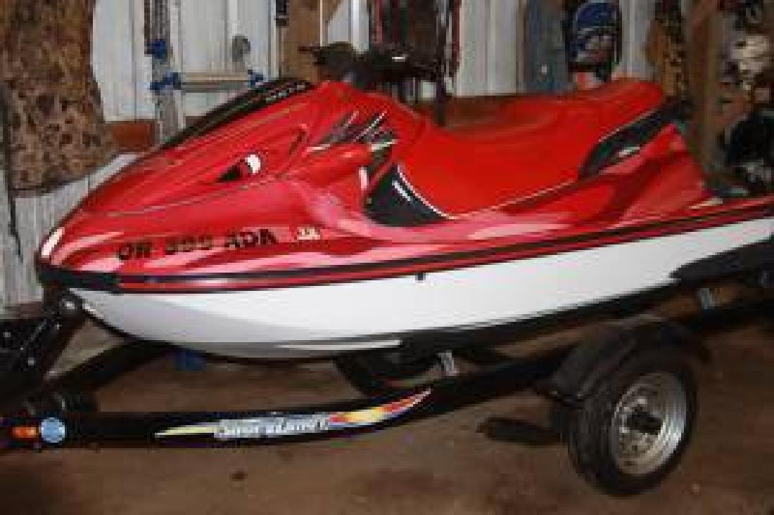 $2,400 1997 yamaha 1200 waverunner / jet ski for sale in
