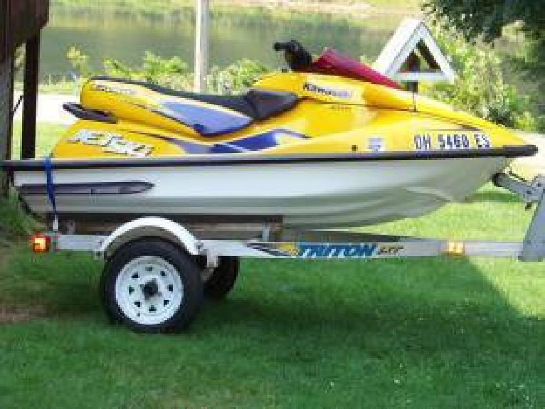 Kawasaki Stand Up Jet Ski For Sale Craigslist