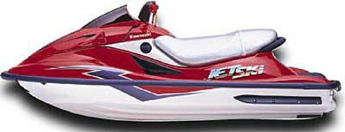 1999 11' Kawasaki Motors Corp 1999 JET SKI Ultra 150 Watercraft in